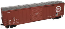 Atlas O TP/MP 50' box car, 3 rail or 2 rail