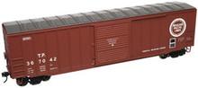 Atlas O TP/MP 50' box car, 3 rail or 2 rail