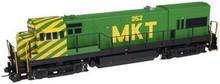 Atlas O MKT  U23b diesel, 2 rail DC