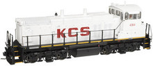 Atlas O KCS  MP-15  diesel, 3 rail, tmcc
