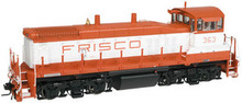 Atlas O Frisco (SLSF) MP-15  diesel, 3 rail, tmcc