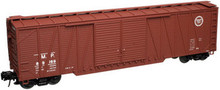 Atlas O  MP  50'  single sheathed (wood)  box car..