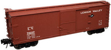 Atlas O  LV 40'  double sheathed (wood)  box car