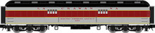 Atlas O Lackawanna 60' Baggage car, 2 rail or 3 rail