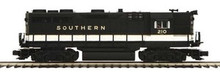 MTH Premier Southern GP-35 High Hood diesel, 2 rail,  p2.0, sound, cruise, exhaust