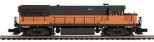 MTH Premier MILW U25b diesel, 2 rail, w/Sound and smoke
