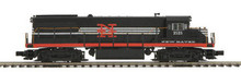 MTH Premier NH U25b diesel, 2 rail, w/Sound and smoke