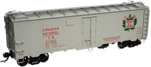 Atlas O CN  40' steel reefer, 3 rail or 2 rail
