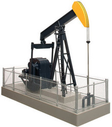 Walthers O gauge Operating Oil Well pump