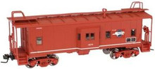 Atlas O MP Bay window caboose , 2 rail
