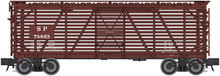 Atlas O SP 40' stock car, 3 rail or 2 rail