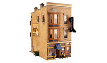 Woodland Scenics O gauge Shoe store..super detailed