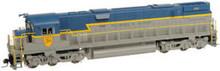 Atlas O D&H C-628, 3 rail, TMCC