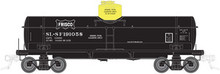 Atlas O Frisco 8000 gallon tank car, 3 rail or 2 rail