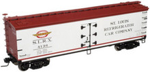 Atlas O ST. Louis  40' wood reefer, 3 rail or 2 rail