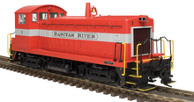 Pre-order for Atlas O  Raritan River  SW-900 diesel, 3 rail, tmcc