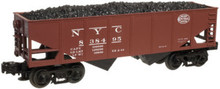Atlas O Industrial Rail NYC hopper car, 3 rail, 027