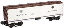 Atlas O  Industrial Rail NYC/MDT reefer, 3 rail, 027