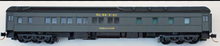 Golden Gate Erie Diner and observation car set, 2 rail
