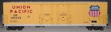 Atlas O Union Pacific 50'  DD box car, 3 rail