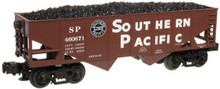 Atlas O Industrial Rail SP hopper car, 3 rail,  027