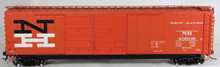 Atlas O NH  50' box car, 3 rail or 2 rail