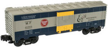 Atlas O  Industrial Rail MP  box car, 3 rail, 027