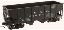 Atlas O T&OC USRA 2 bay hopper (New York Central System)