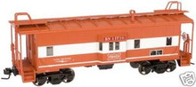 Atlas O Frisco (SLSF) Bay window caboose,  2 rail