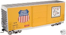Atlas O UP  40' Hy-cube box car, 2 rail