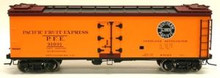 Atlas O PFE 40' wood reefer, 3 rail  or 2 rail