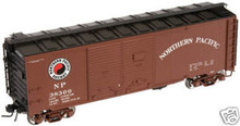 Atlas O  NP  40' steel DD box car, 3 rail or 2 rail