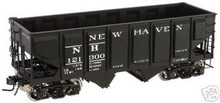 Atlas O NH Panel Side  2 bay hopper, 3 rail