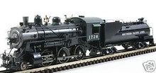 Sunset brass SP M6 Mogul steam loco, 2 rail