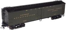 Atlas O SAL (Seaboard)  53' GACC wood express  reefer