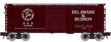 Atlas O PDT exclusive D&H  40' steel box car,  3 rail or 2 rail