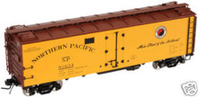 Atlas O Northern Pacific 40'  steel reefer, 3 or 2 rail