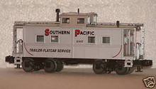 MTH Southern Pacific Caboose, 3 rail