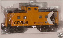 MTH Railking Scale Canadian Pacific Caboose, 3 rail