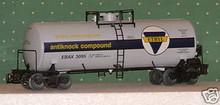 Weaver Ethyl Gasoline  40' tank car, 3 or 2 rail
