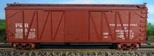 Atlas O Philadelphia and Reading box car, 3 or 2 rail