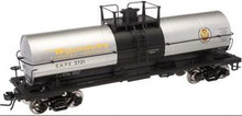 Atlas O Wyandotte Chemical 11,000 gal tank car, 3 rail or 2 rail