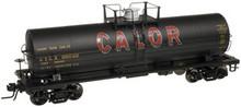 Atlas O Calor 11,000 gal tank car, 3 rail or 2 rail