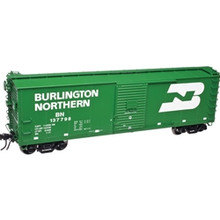 Atlas O BURLINGTON NORTHERN 40' USRA Steel Box Car
