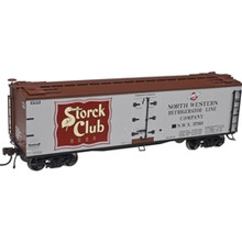 Atlas O STORCK CLUB BEER 40' Wood Reefer