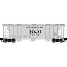 Atlas O B&O 40' 3 Bay PS-2 Covered Hopper