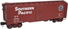 Atlas O SP (Transition) 40' Single Door Box Car