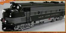 Sunset/3rd Rail NYC FL-9 diesels,  Non-powered  A, 2 rail