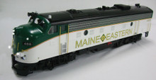 Sunset/3rd Rail Maine Eastern FL-9 diesels,  Power A and dummy A, 2 rail