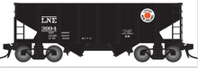 Pre-Order for PDT exclusine Atlas O LNE  55 ton 2 bay hopper  car